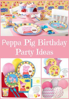 Is your little one a big Peppa Pig fan? If they are, you can treat your little one to a super celebration with these cute Peppa Pig Birthday Party Ideas! Your little one together with Peppa Pig will love spending time with Mummy Pig, Daddy Pig, her little brother George, and all her friends! Peppa Pig...Read More »