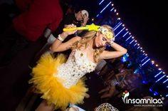 c039775669 Paris Hilton rocking custom Electric Laundry  3  dance  edm  rave  love   raveoutfit  ravewear  sully  monstersinc  disney  monster  raver  rave   ravewear ...