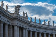 St. Peters Platz, Rom