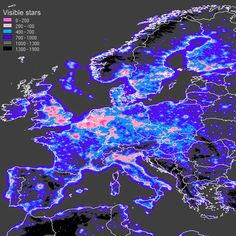 http://www.ecoclimax.com/2018/02/light-pollution-in-europe.html