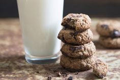 Want to know the secret to making some of the best chocolate chip cookies ever? Two words: sour cream. Try this recipe and see for yourself. White Chocolate Bark, Chocolate Oatmeal, Best Chocolate Chip Cookie, Cookie Desserts, Chocolate Desserts, Cookie Recipes, Dessert Recipes, Dessert Ideas, Kraft Recipes
