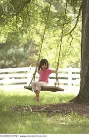 Must have a swing in tree
