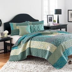 Buy Turquoise and Green Bedding from Bed Bath & Beyond