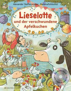 Buchtipp für Kinder zum Vorlesen und für Erstleser: Ein humorvolles Kinderbuch mit Hörspiel-Cd (Hörbuch)