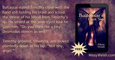 Free MM Romance short story BALTASSAR'S DARK SIDE by Missy Welsh