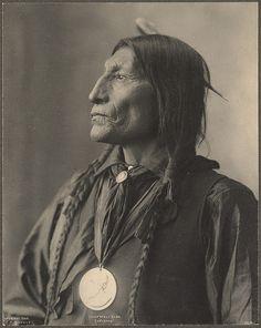 Frank Rinehart....Chief Wolf Robe, Cheyenne 1898