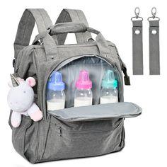 Large Diaper Bags, Baby Diaper Bags, Stroller Bag, Diaper Bag Backpack, Diaper Bag Organization, Twin Toddlers, Travel Bags, Baby Travel, Twin Mom