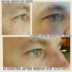 New Nerium eye serum www.perret.nerium.com