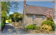 Cottage Guernsey, Channel Islands.