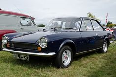 Fiat 124 Sport Coupe (1969) | Cholmondeley Classic Car Show … | Flickr