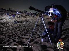Ciudad Juárez, Chihuahua posee el Record Guinness por la mayor clase de astronomía que se logró en Octubre de 2012, con 458 telescopios y más de 2000 asistentes en las Dunas de Samalayuca, gracias a la gran convocatoria de las Instituciones educativas públicas y privadas. #ciudadjuarez