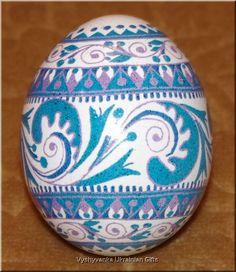 Real Pysanka Easter Egg Ukrainian Nice Quality [rp3201c] - $18.00 : Vyshyvanka Ukrainian Gifts