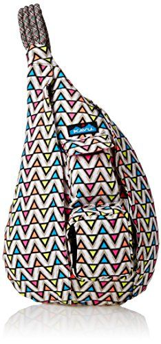 Kavu Rope Bag Electric Ave One Size Http Www