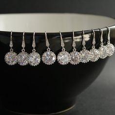 Wedding Jewelry Bridesmaid Jewelry