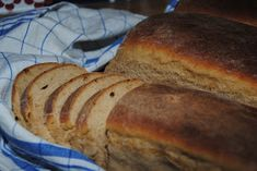 Matiallaformer: Farmors farinlimpa Our Daily Bread, Fika, Bread Baking, Bakery, Recipies, Cheesecake, Food And Drink, Healthy, Desserts