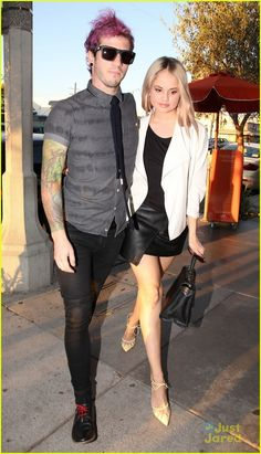 i don't like Debby but they were so cute together