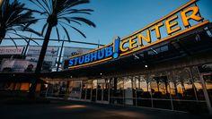 Residence | 'StubHub Center' LA Galaxy