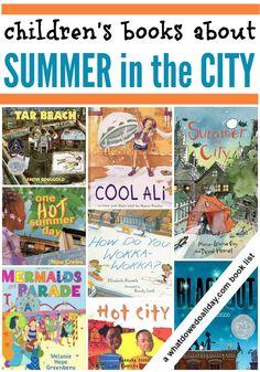 Children's Books: Summer in the City