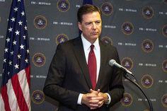 O ex-Diretor do FBI, James Comey, testemunhou na quinta-feira, naturalmente dando vida a muitas interessantes manchetes de notícias pelos EUA.