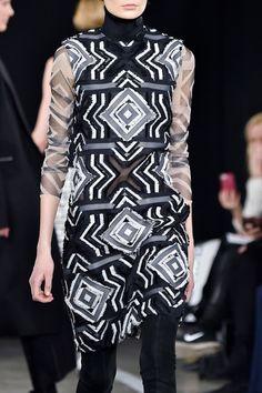 Edun at New York Fashion Week Fall 2015 - Details Runway Photos