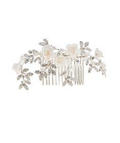 Bridal accessories. Bridal headpieces. Pronovias 2015.