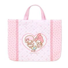 My Melody quilting handbag bag (japan import)