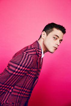 We Haven't Located Us Yet — mockingjaygay:   Rami Malek photographed byErik...