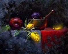 Por Amor al Arte: Retratos y Naturaleza muerta de David Cheifetz