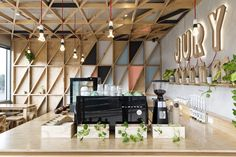 Jury Cafe by Biasol:Design Studio, Melbourne – Australia » Retail Design Blog