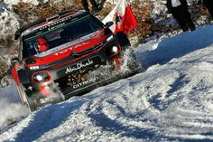 #WRC2017 #MonteCarlo