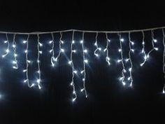 LED Christmas Lights - LED Icicle Lights