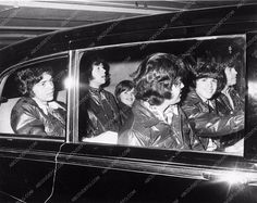 photo The Osmonds in car 3783-27