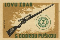 All sizes | czechoslovakian matchbox label | Flickr - Photo Sharing!