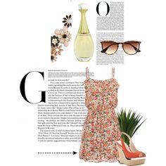 Dale un toque fresco a tu look con un vestido para este día soleado! 1.- Perfume J'adore- Christian Dior http://www.linio.com.mx/salud-y-cuidado-personal/perfumes/