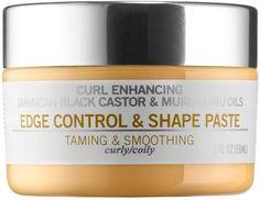 Madam C.J. Walker Beauty Culture - Jamaican Black Castor & Murumuru Oils Edge Control & Shape Paste. #ad