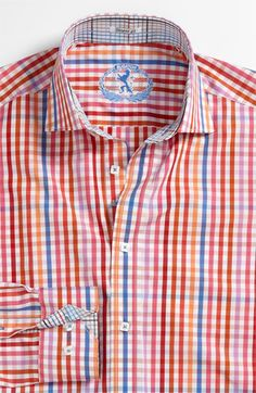 I love my new Bugatchi Uomo shirt.