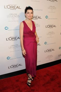Julianna Margulies - L'Oreal Legends Gala To Benefit Ovarian Cancer Research Fund