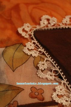 Oya Lace @Af's 14/4/13. #inspiration_crochet_diy GB ...