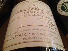 Small domain, great wine: Grand Cru Bienvenues-Bâtard-Montrachet from Burgundy. Stress, Champagne, Burgundy, Drinks, Bottle, Products, Wood, Wine, Drinking