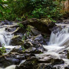 A Quick Visit to Alapena Falls and Kapena Falls