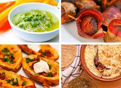 10 No-Labor Labor Day Appetizers