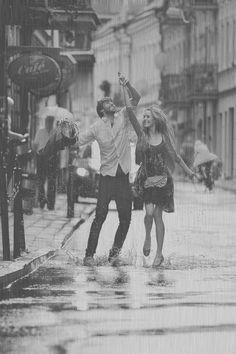 Galeria de fotos para tu blog o webpage: Raining Day_Bajo la Lluvia