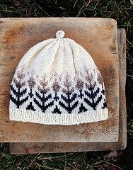 If you've never done it, this Little Fair Isle Hat is a great place to start, small and manageable. And if you're a veteran of the craft, then you'll appreciate the speed of this sweet knit. Either way, some baby, toddler or child somewhere is going to be sporting a very pretty hat, made by you!