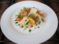 Grana   fenouil    agrumes  tomato  et   fruits sec   Gino D'Aquino