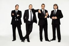 impractical jokers my favourite murr, second from the left