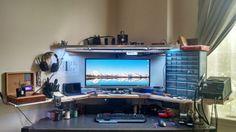 The Gamer Setup