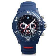 BMW Motorsport ICE Chronograph - Blue