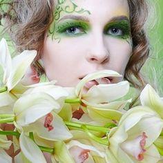 crazy fairy makeup - Google-søgning