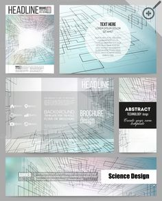 Corporate templates by VectorShop on Creative Market