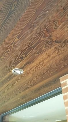 Installed wood soffit material made from thermally modified Ash.  #residentialconstruction   #woodsoffit   #Ash  #building   #home   #buildgreen   #woodgrain   #decking   #siding   #cfpwoods   #exterior   #interior   #wooddesigns   #wood   #toronto   #muskoka   #Ontario  #Canada   #Collingwood   #hardwood
